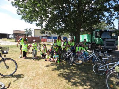 Fotoalbum Fahrradtour Hort