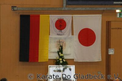 Fotoalbum 5. Osterlehrgang beim Karate Do Gladbeck