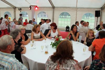 Fotoalbum Festveranstaltung zum 800-jährigem Jubiläum der Gemeinde Saarmund am 08. Juli 2016