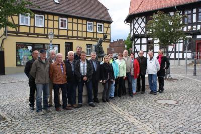 Fotoalbum Mitglieder Bürgerverein Unterharz