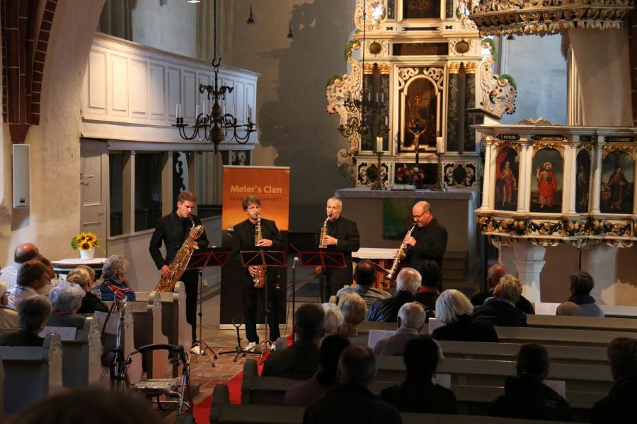 Foto der Galerie: Konzert mit Meier´s Clan am 12.09.2015 in Kremmen