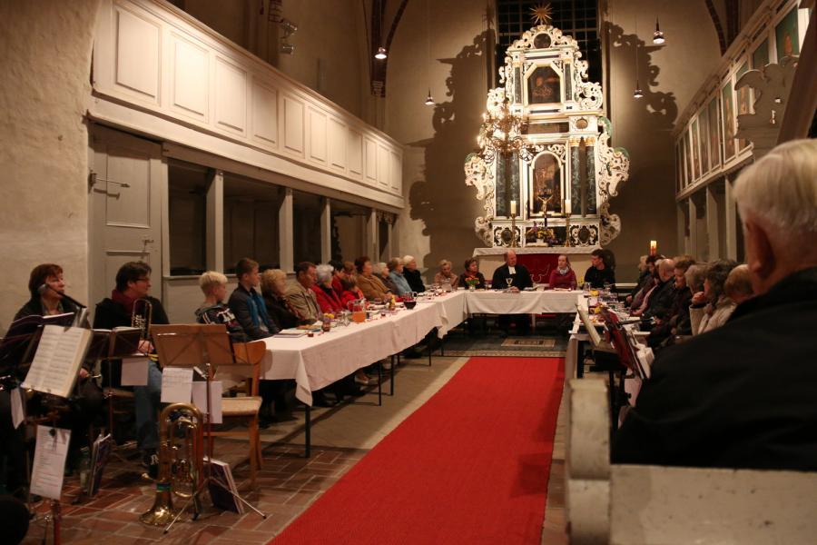 Foto der Galerie: Gottesdienst zum Reformationstag am 31.10.2016