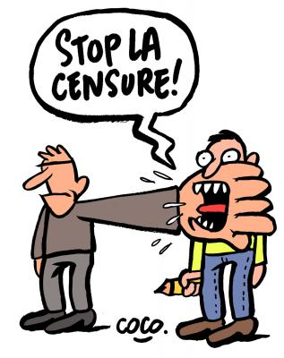 COCO- Schluss mit der Zensur