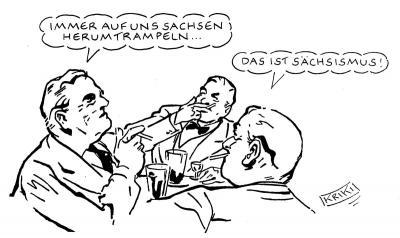 (c) Cartoon von Kriki