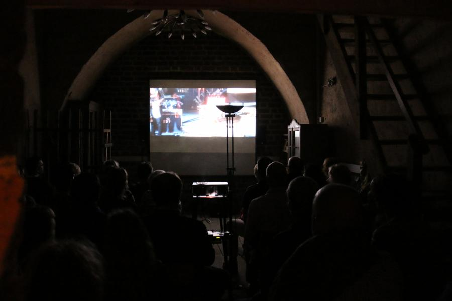 Foto der Galerie: Kino im Kirchturm am 2. September 2016
