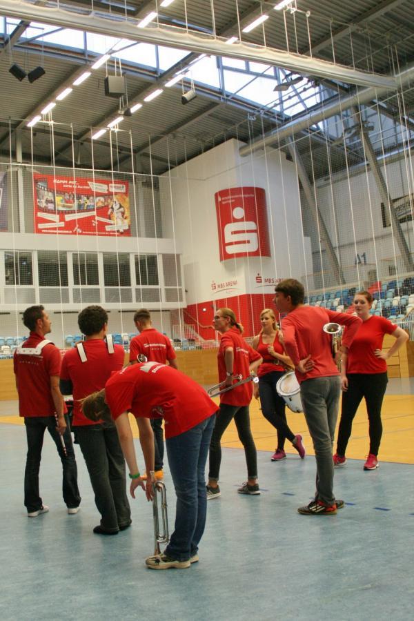 Foto der Galerie: Fanfarenzug Potsdam - Start in die Vorbereitung Saison 2017