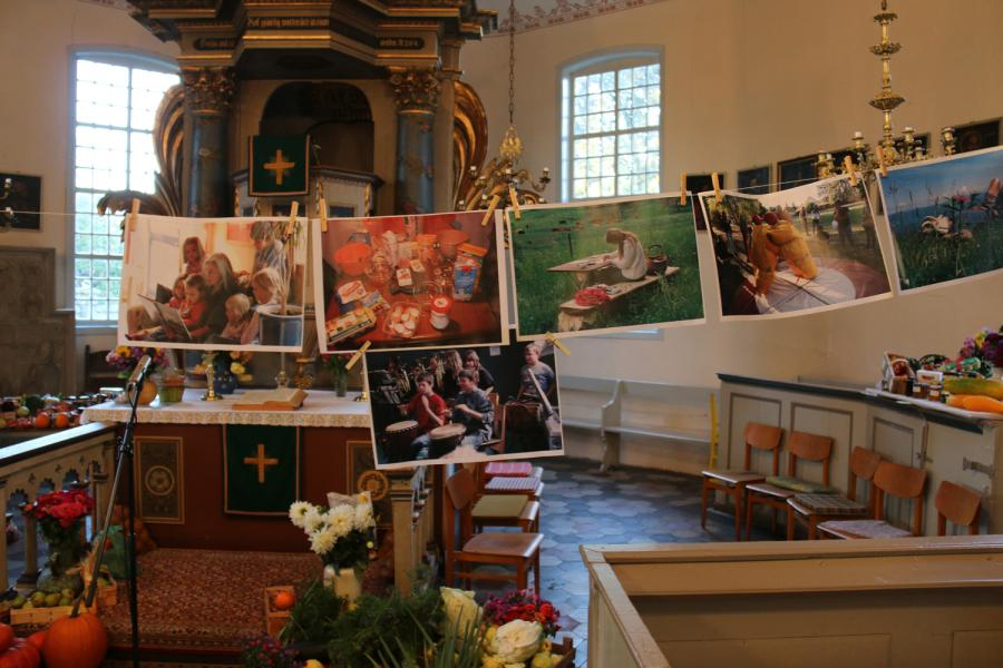 Foto der Galerie: Erntedankfest am 2. Oktober in Beetz
