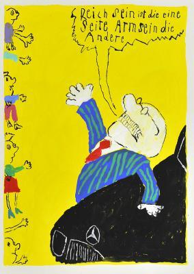 Ottfried Zielke - Cartoon 2005