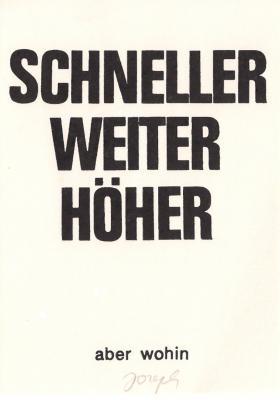 Joseph W. Huber - alle Rechte vorbehalten