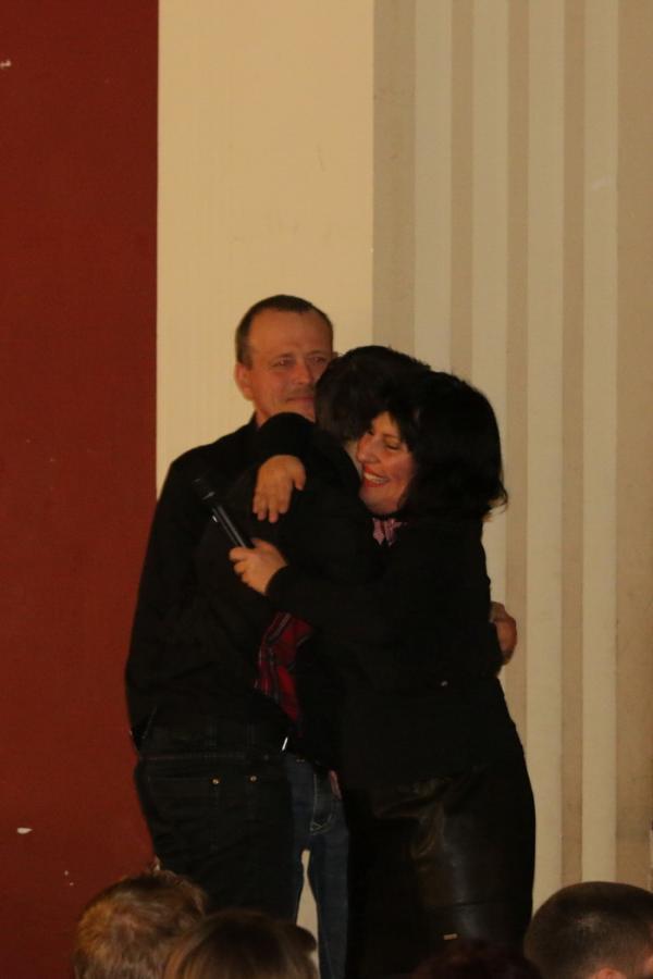 Foto der Galerie: Fanfarenzug Potsdam - Mit den WMC-Farben ins neue Jahr gefeiert