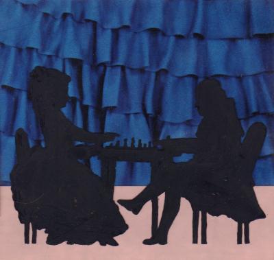 Frank Leuchte - Schattenspiele zu Goethe
