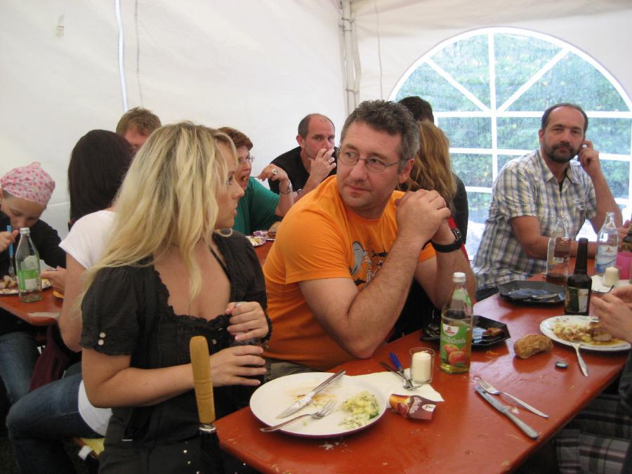 Foto der Galerie: 28.07.2012: Sommerfest am Stützi