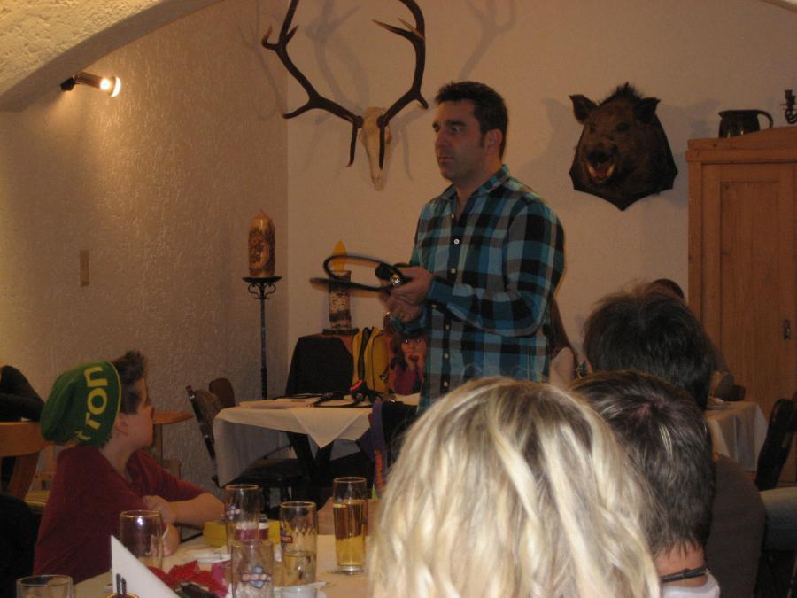 """Foto der Galerie: 28.12.2012: Jahresfeier im """"Gut Lichtenau"""""""