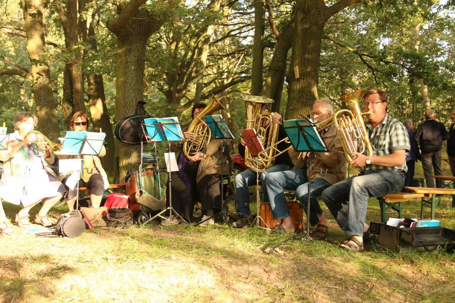 Foto der Galerie: Gottesdienst im Grünen am 3. September