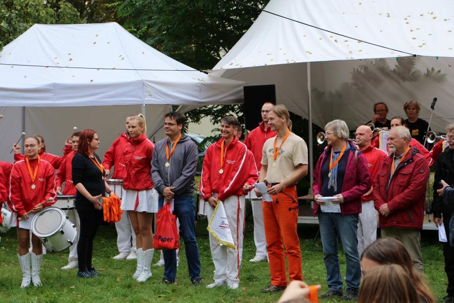 Foto der Galerie: 09.09.2017 - Kunterbuntes integratives Familiensportfest am Schlaatz