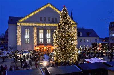 Wittenberge Weihnachtsmarkt