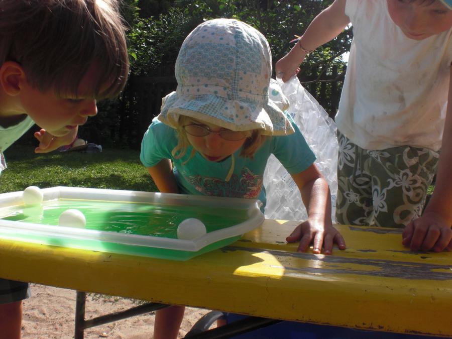 Bild der Galerie: Wasserwoche bei den Reh-Kids
