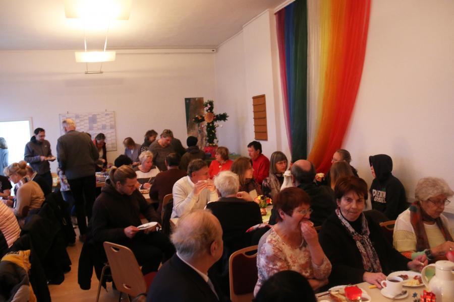 Foto der Galerie: Osternacht am 1. April