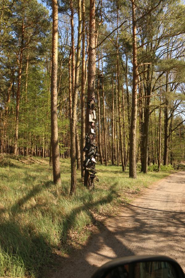 Foto der Galerie: Fahrradpilgertour am 21. April