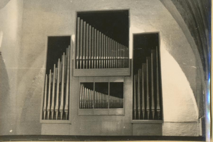 Foto der Galerie: Orgel