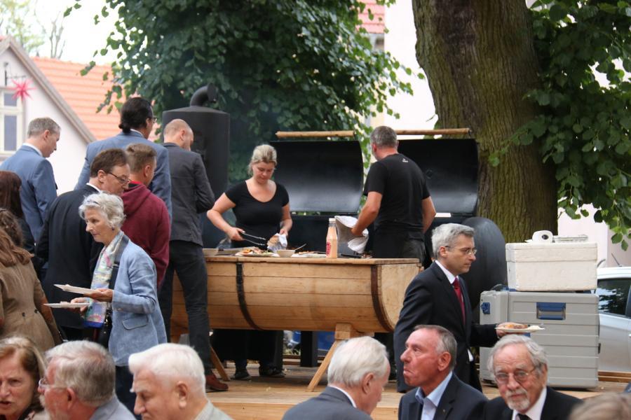 Foto der Galerie: Johannisfest der Johanniter und Malteser am 25.06.2018 in Kremmen