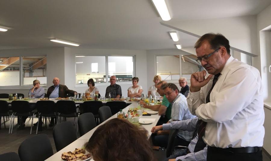 Foto der Galerie: Erweiterte Vorstandssitzung in Görlsdorf