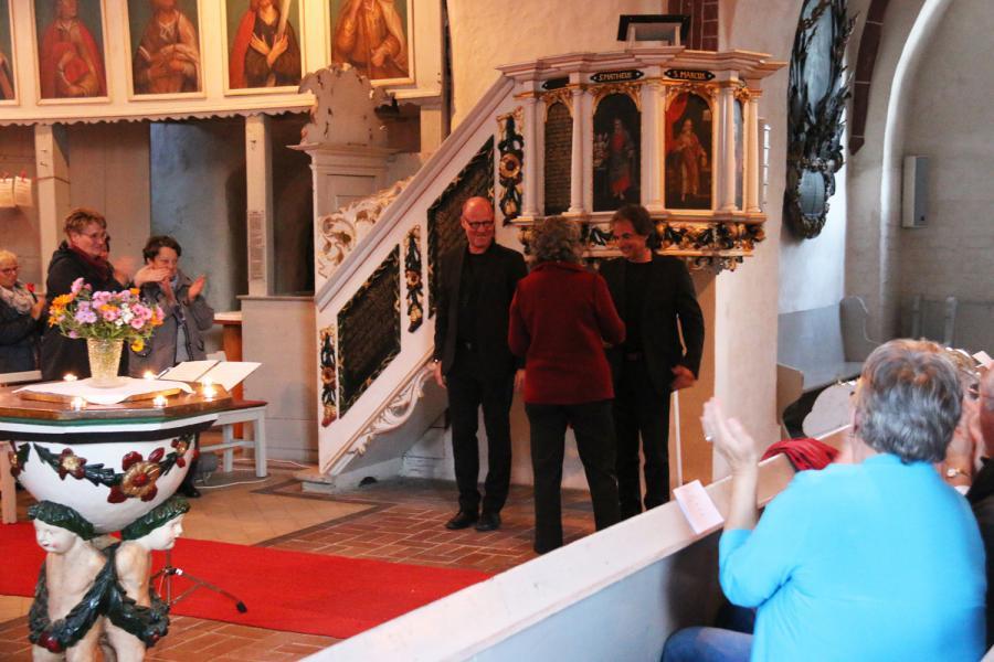 Foto der Galerie: Konzert Orgel & Saxophon am 07.10. in Kremmen