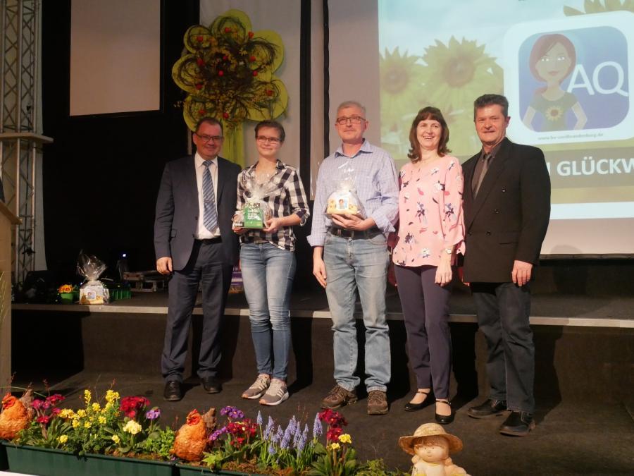 Foto der Galerie: 25. Verbandstag in Luckau