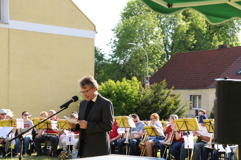 Foto der Galerie: 53. Havelländischer Posaunentag am 18. Mai