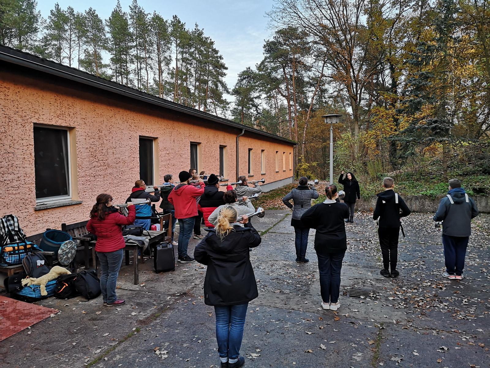 Foto der Galerie: 17.11.2019 - Fortbildungswochenende im CVJM Camp Storkow
