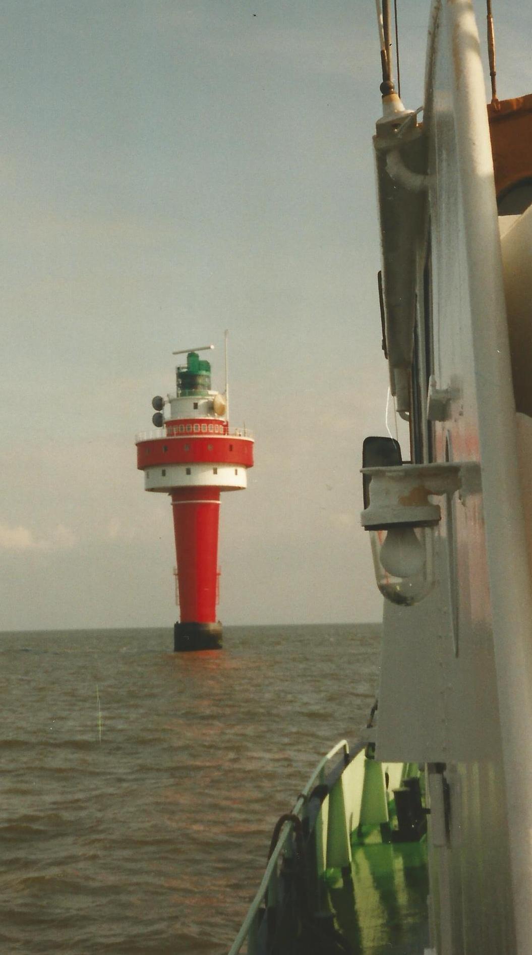 Foto der Galerie: Leuchttürme und Schifffahrtzeichen der Außenweser