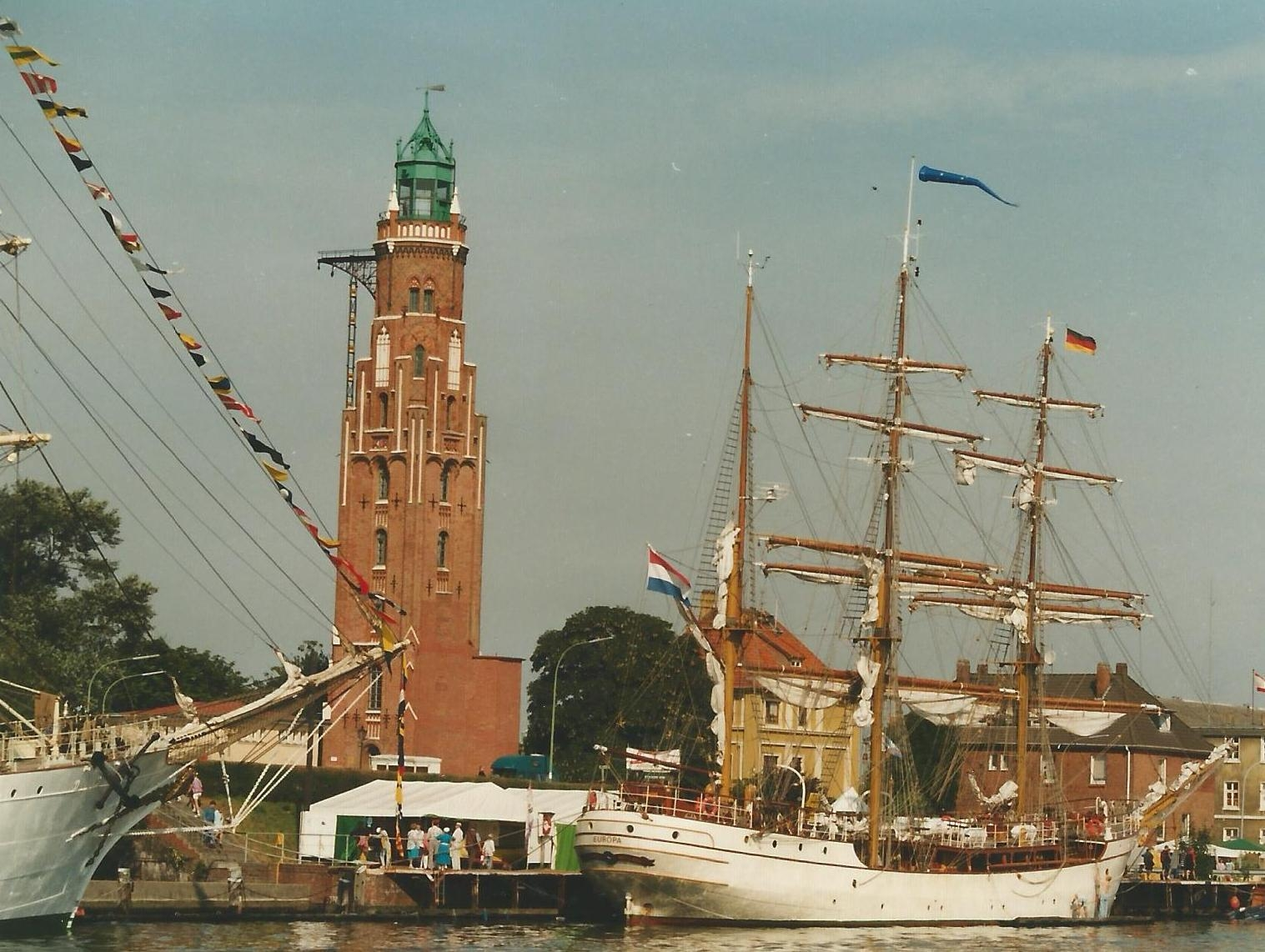 Foto der Galerie: Bremerhavener Leuchtfeuer und Schifffahrtszeichen