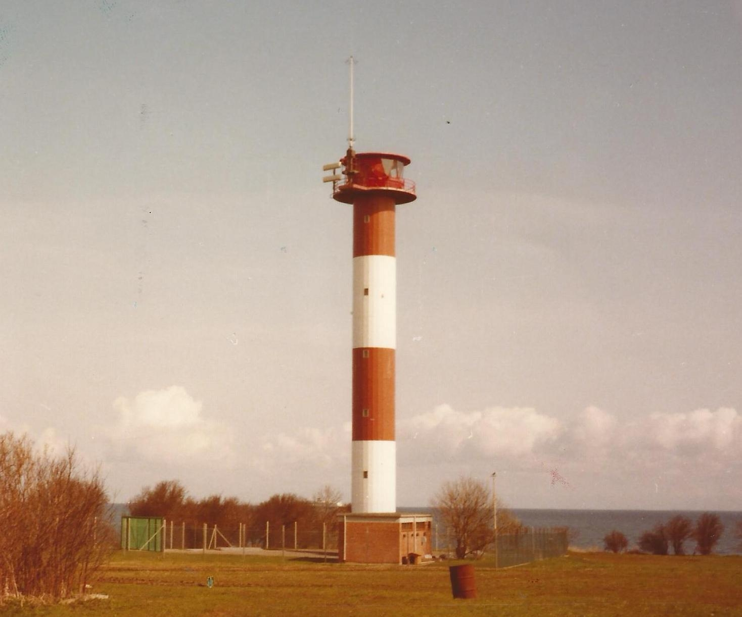 Foto der Galerie: Leuchttürme der Insel Fehmarn