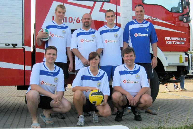 Foto der Galerie: Volleyballtunier am 18.08. 2012