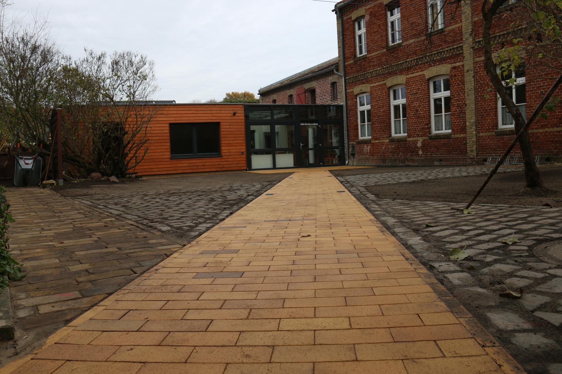 Foto der Galerie: Einweihung Gemeindezentrum