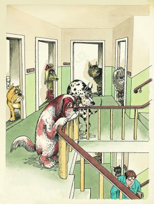 Karikatur - Harri Parschau 1982