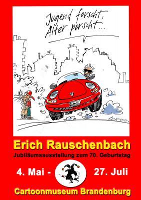 Plakatmotiv von Erich Rauschenbach
