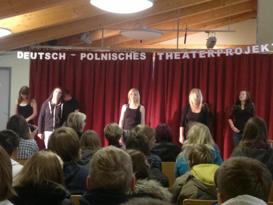 Foto der Galerie: Besuch eines deutsch-polnischen Theaterprojektes