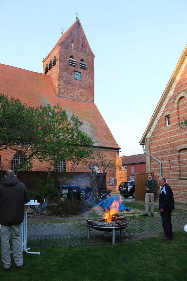 Foto der Galerie: Osternacht in Kremmen am 20. April 2014