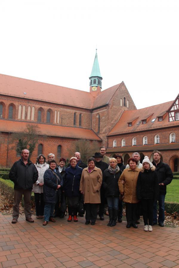 Foto der Galerie: GKR-Klausurtagung im Januar 2014 im Kloster Lehnin