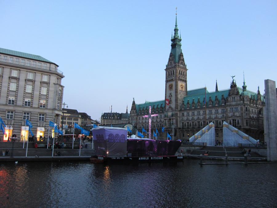 Foto der Galerie: Kirchentag in Hamburg vom 1.bis 5. Mai 2013