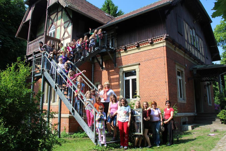 Foto der Galerie: Probenwochenende Zippelsförde 8. und 9. Juni 2013