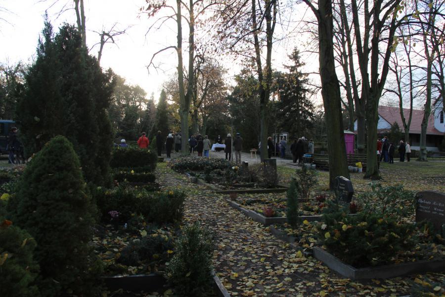 Foto der Galerie: Ewigkeitssonntag 24.11.2013