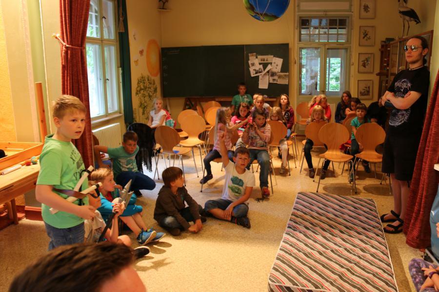 Foto der Galerie: Musicalproben in Zippelsförde am 14. und 15. Juni 2014