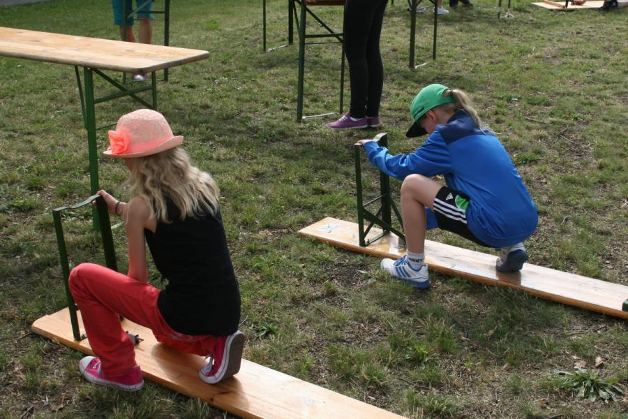Foto der Galerie: 27.06.2014_Fanfarenzug Potsdam_Schools Out und Feierlaune beim FZ Potsdam