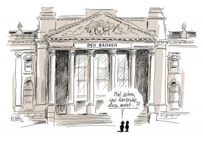 Karikatur Klaus Stuttmann