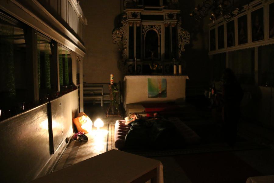 Foto der Galerie: Kirchennacht in Kremmen am 6. September 2014
