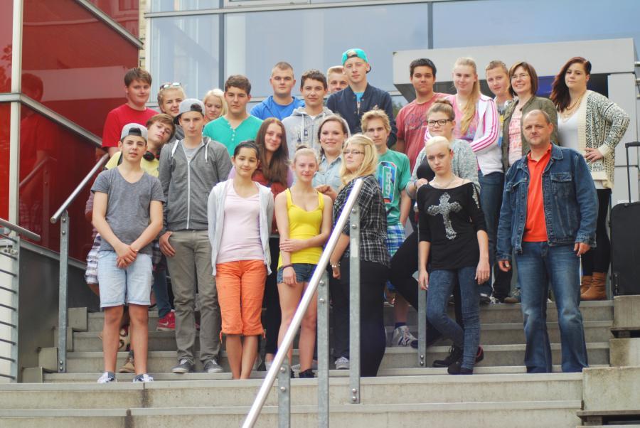 Foto der Galerie: Klassenfahrt Kl.10 nach Hamburg (2014)