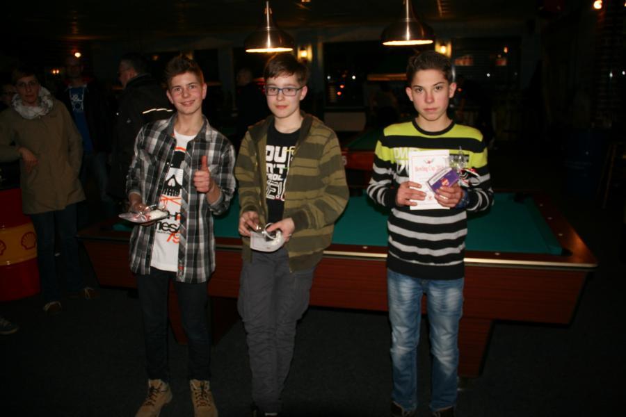 Foto der Galerie: Bowling Cup 2015 – Von wegen Nachwuchs