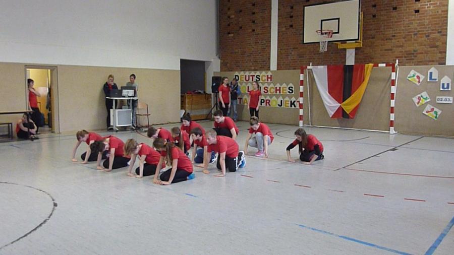 Foto der Galerie: Deutsch-Polnisches Tanzprojekt